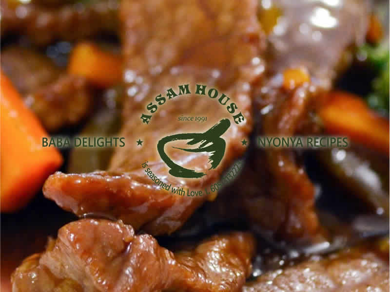 Venison/Beef