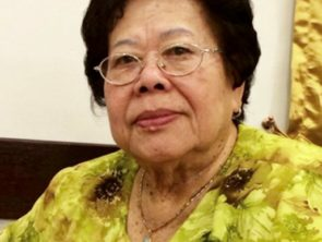 Founder Mdm. Lee