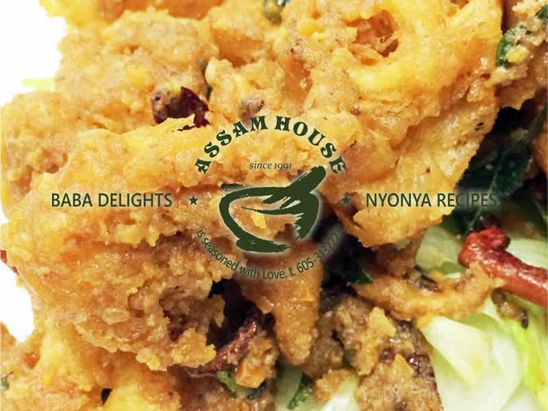 Malay Delight Salted Egg Crispy Sotong