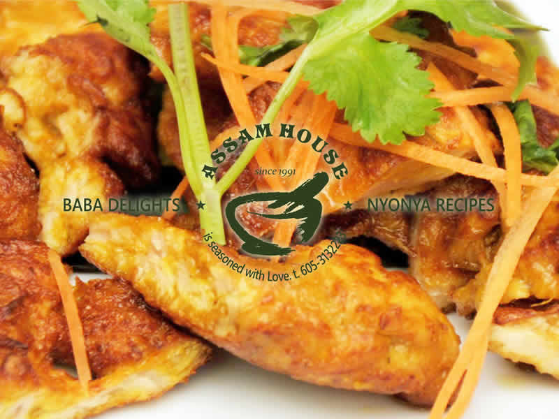 NYOBAS Chicken Fillet Malacca Style