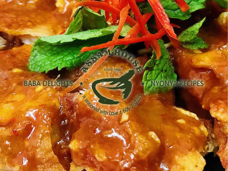 NYOBAS Kapitan Chicken