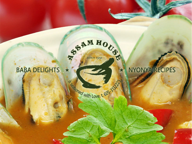 NYOBAS Tom Yam Seafood