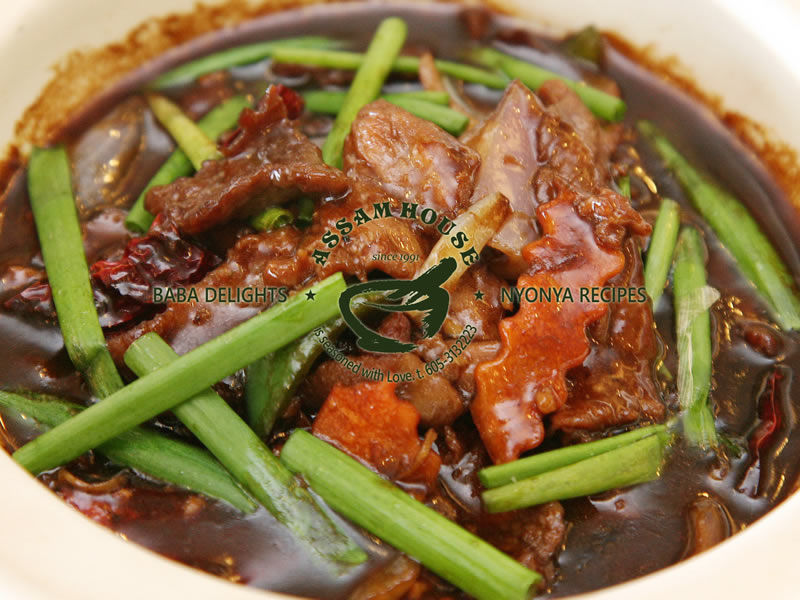 NYOBAS Salted Fish Venison/Beef