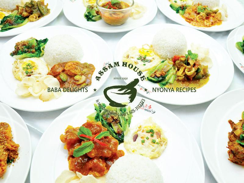 NYOBAS Sambal Prawn Rice