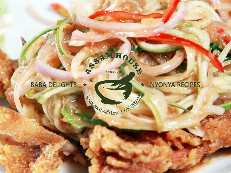 Thai Style Crispy Chicken