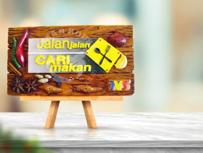 Jalan-Jalan Cari Makan TV3.